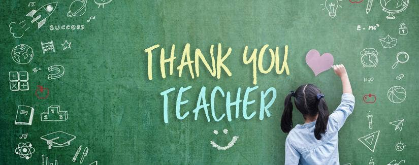 3 Reasons to Be Thankful for Teachers