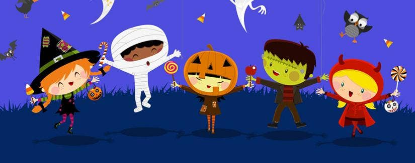 Celebrate Halloween with these great classroom activities