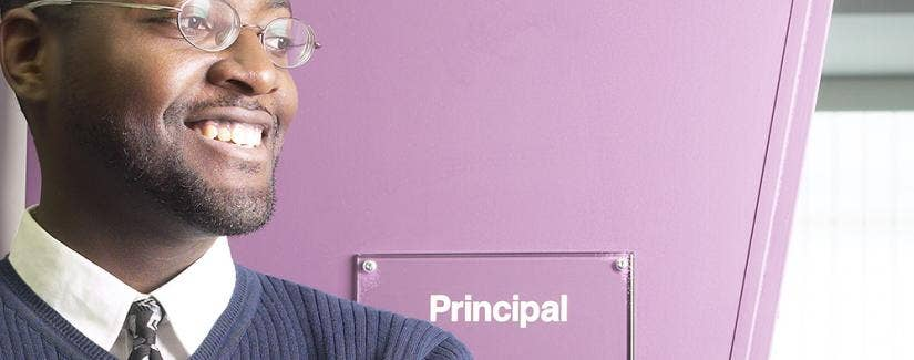 Exploring the process of becoming a principal