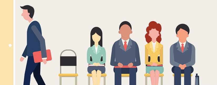 What makes a good teacher candidate stand out?