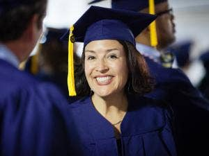 """Graduates Receive """"Capstone Excellence Award"""" In 2016"""