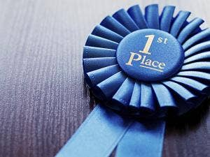 Graduates Receive Capstone Excellence Award