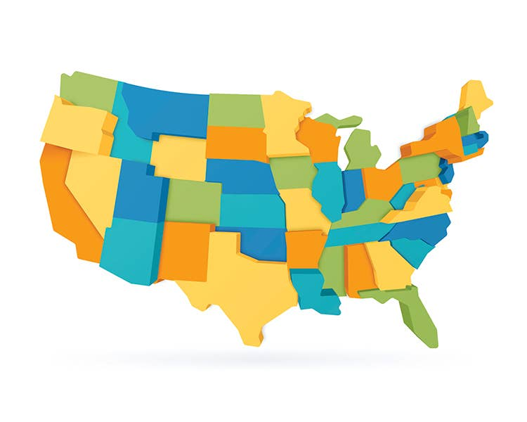 How teacher credentials cross state lines