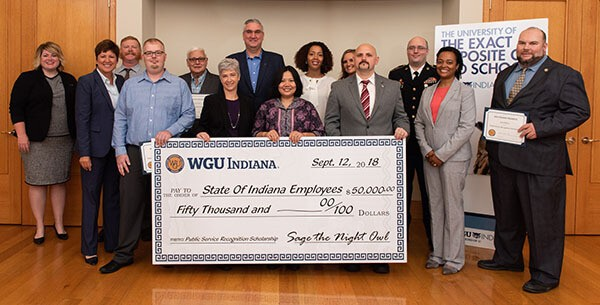 Indiana state employees