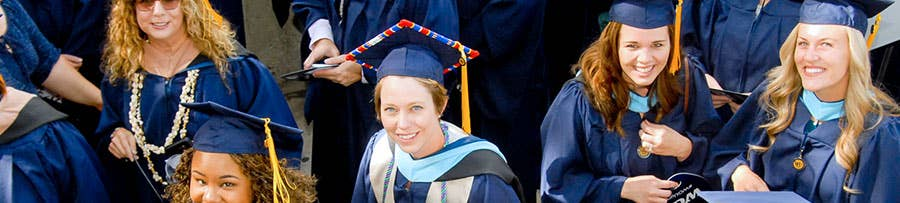 New WGU Alumni at Commencement