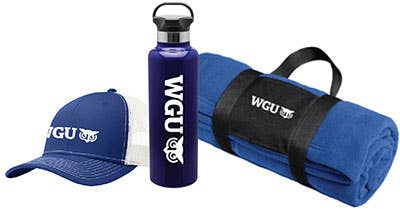 Purchase your WGU merchandise at the WGU store