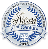 United States Distance Learning Association - USDLA Award for excellence and innovation