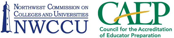 NWCCU University Accreditation and NCATE Accreditation for teacher licensure