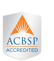 WGU's College of Business programs are accredited by the Accreditation Council for Business Schools and Programs.