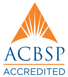 ACBSP global business accreditation logo