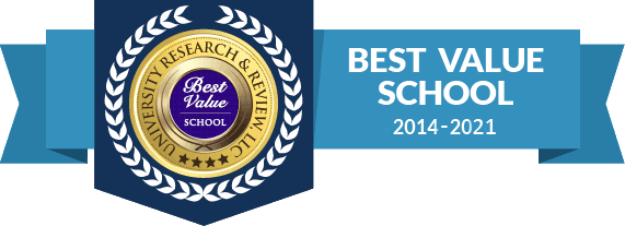 WGU named a Best Value School several years running.