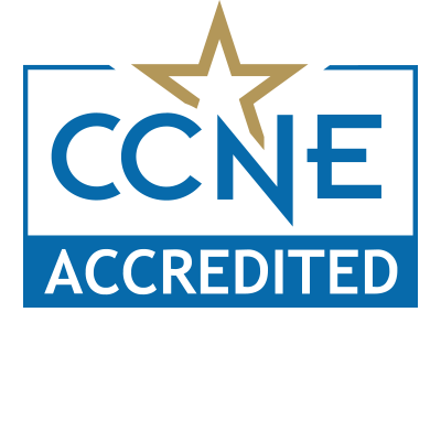 Nursing Degrees accredited by the Commission on Collegiate Nursing Education, CCNE