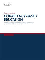 The Journal of Competency-Based Education from WGU and Wiley