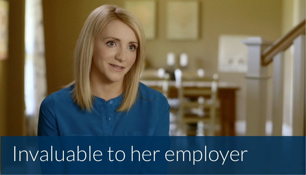 Misty changed her life at WGU.