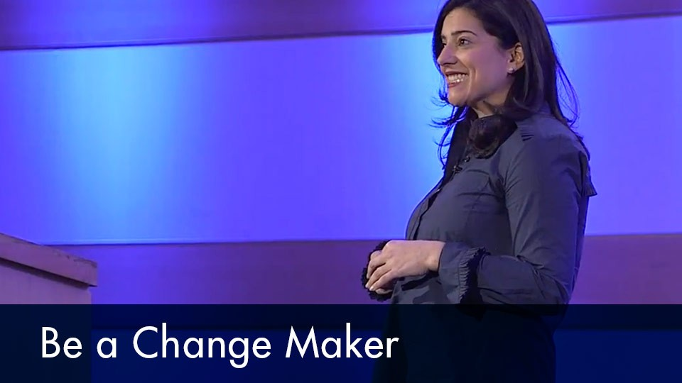 Reshma Saujani at WGU SageTalks