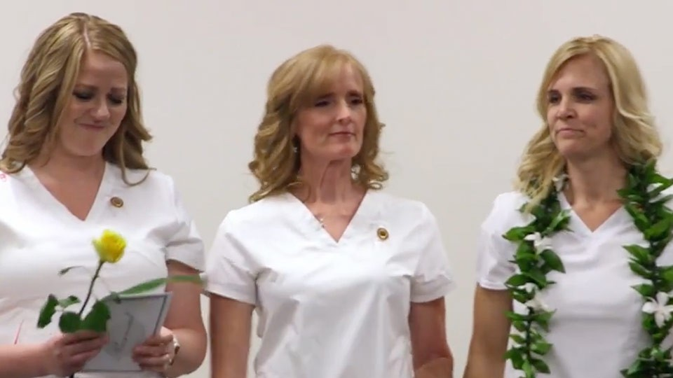 WGU 2017 Nursing Prelicensure Pinning Ceremony