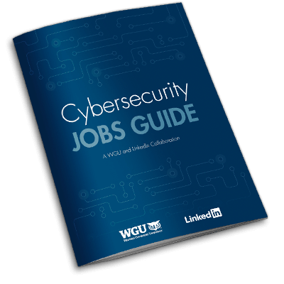 Download our FREE CyberSecurity career guide in collaboration with LinkedIn