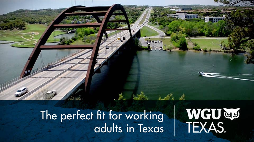 WGU Texas Graduates talk about their experience at Texas' online university